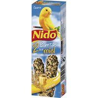 Barrita con miel canario NIDO, caja 45 g
