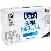 Mantequilla KAIKU, bloque 125 g