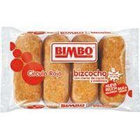 Pastelito Círculo Rojo BIMBO, 4 unid., paquete 152 g