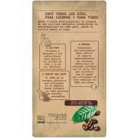 Café molido natural BONKA, paquete 250 g