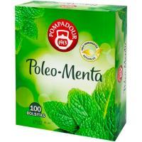 Poleo menta POMPADOUR, caja 100 sobres