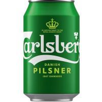 Cerveza CARLSBERG, lata 33 cl