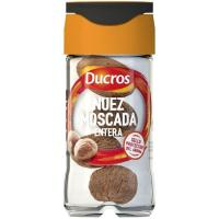 Nuez moscada entera DUCROS, frasco 25 g