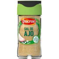 Sal de ajo para sazonar DUCROS, frasco 70 g