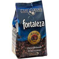 Café en grano descafeinado FORTALEZA, paquete 250 g