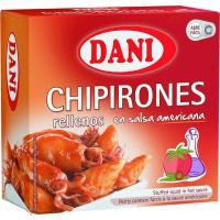 Chipirón relleno en salsa americana DANI, lata 148 g