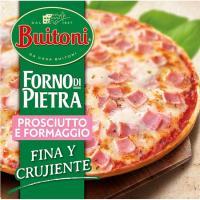Pizza Forno Di Pietra Prosciutto Formagi BUITONI, caja 360 g