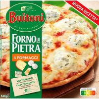 Pizza Forno Di Pietra 4 quesos BUITONI, caja 350 g