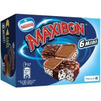 Mini Maxibon de nata NESTLÉ, 6 uds, caja 325 g