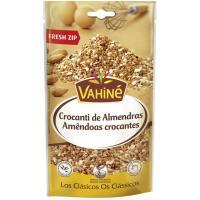 Crocanti de almendra VAHINÉ, bolsa 125 g