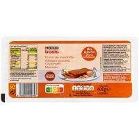 Dulce de membrillo EROSKI basic, tarrina 400 g