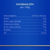 Chocolate extrafino con leche LINDT, tableta 125 g