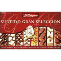 Surtido selección LA ESTEPEÑA, caja 1,33 kg