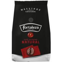 Café en grano natural FORTALEZA, paquete 500 g
