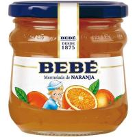 Mermelada de naranja BEBÉ, frasco 360 g