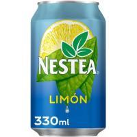 Té al limón NESTEA, lata 33 cl