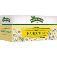 Manzanilla HORNIMANS, caja 25 sobres