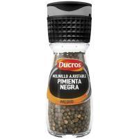 Pimienta molinillo DUCROS, frasco 35 g
