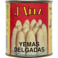 Yema de espárrago J. VELA, lata 135 g