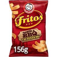 Fritos BBQ de maíz sabor carne ahumada MATUTANO, bolsa 156 g