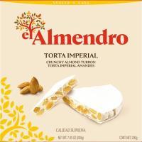 Torta Imperial suprema EL ALMENDRO, caja 200 g