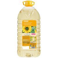 Aceite de girasol EROSKI, garrafa 5 litros