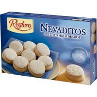 Nevaditos de hojaldre REGLERO, caja 500 g