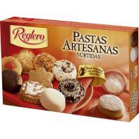 Pastas artesanas surtidas REGLERO, caja 400 g
