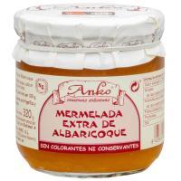 Mermelada de albaricoque ANKO, frasco 320 g