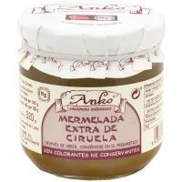 Mermelada de ciruela ANKO, frasco 320 g