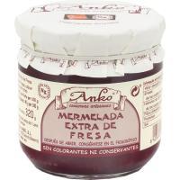 Mermelada de fresa ANKO, frasco 340 g