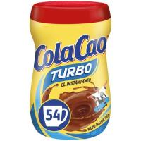 Cacao soluble COLA CAO Turbo, bote 750 g