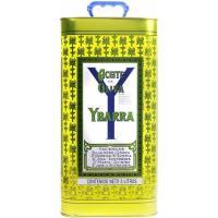 Aceite de oliva 0,4º YBARRA, lata 5 litros