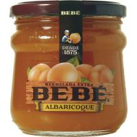 Mermelada de albaricoque BEBÉ, frasco 340 g