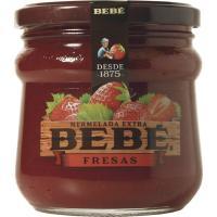 Mermelada de fresa BEBÉ, frasco 340 g