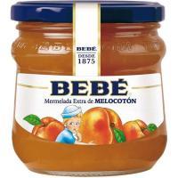 Mermelada de melocotón BEBÉ, frasco 340 g