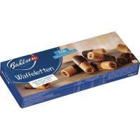 Galleta Waffeletten BAHLSEN, caja 100 g