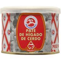 Paté de hígado de cerdo PAMPLONICA, lata 200 g