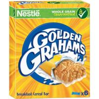 Barrita de cereal Golden Grahams NESTLÉ, 6 uds., caja 150 g