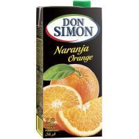 Zumo de naranja DON SIMON, brik 1 litro