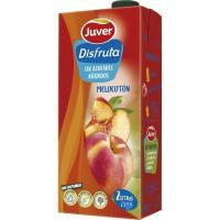 Néctar de melocotón sin azúcar DISFRUTA, brik 2 litros