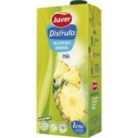Néctar de piña sin azúcar DISFRUTA, brik 2 litros