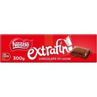 Chocolate extrafino con leche NESTLÉ, tableta 300 g