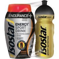 Bebida isotónica sabor naranja Long Energy ISOSTAR, bote 790 g