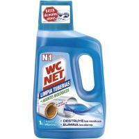 Limpia tuberías WC NET, garrafa 1 litro