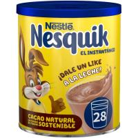 Cacao soluble NESQUIK, lata 390 g