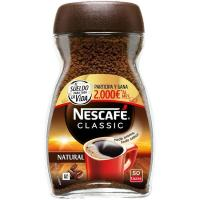Café soluble natural NESCAFÉ, frasco 100 g