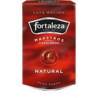 Café molido natural FORTALEZA, paquete 250 g