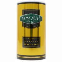 Café molido BAQUÉ Selección, lata 500 g