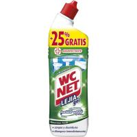 Lejía gel mountain fresh WC NET, botella 750 ml